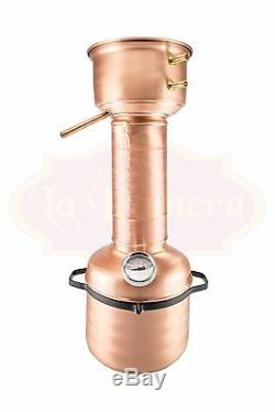 1,3 Gallon Copper MOONSHINE Still + column