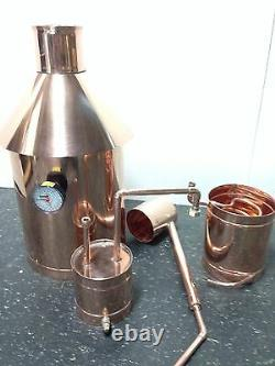 10 Gal Copper Moonshine Still special listing with shipping to Ireland included