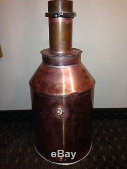 10 Gallon Copper Moonshine Still/Essential Oil Distiller
