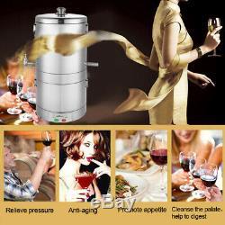 10L Alcohol Wine Distiller Maker Moonshine Ethanol Copper Still Stainless UK