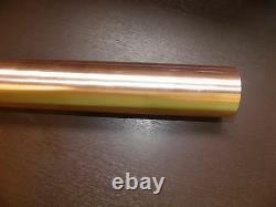 2 copper pipe, type M $1.34 per inch, for Moonshine Still Reflux or Pot Column