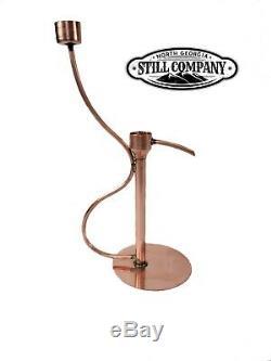 20 Gallon Copper Moonshine Still -distillers Kit
