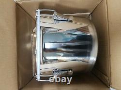 2GAL/10L Copper Moonshine Ethanol Water Distiller Still