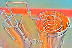 30 Gallon Copper Moonshine/Liquor Still