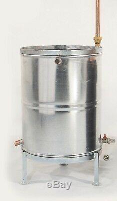 30 litre Copper Still, Distillery, Moonshine, Homebrew Equiment