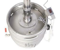 50 L Professional distiller STILL moonshine brew copper alambic ELECTRIC gnole