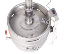 50 L Professional distiller STILL moonshine brew copper alambic ELECTRIC gnôle