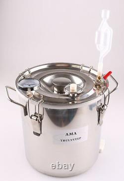 5Gal/20L Copper Moonshine Still & Home Distiller Alcohol distiller Moonshine