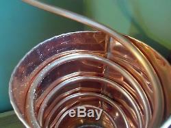 7 Gallon Copper Moonshine Still / copper condensing can Thump Keg By Walnutcree