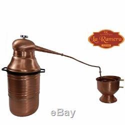 8 Gallon Copper Moonshine Still