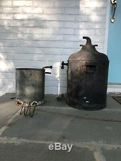 Antique Barn Find Copper Moonshine Still