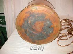 Antique Copper Moonshine Still with Coil +Jug 3-4 Gallon Still LQQK