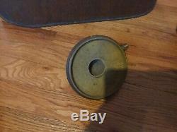 Antique Vintage Copper Moonshine Alcohol Still with Boiling Pot