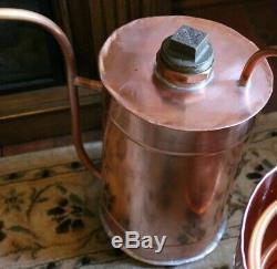 Copper Moonshine Still Flavor Maker Thump Keg By Ron Yurcak