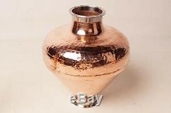Copper Whiskey Helmet / Onion Bulb for 4 Flute Still or Moonshine Still