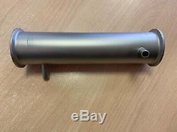 Distiller copper Shotgun 2 Reflux Dephlegmator 225 mm Moonshine still column