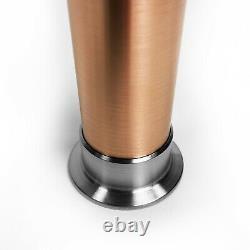 Distiller copper extension pipe 1.5 inch x 650 mm for moonshine still column