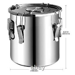 GR-CP1.5 Moonshine Still Commercial Water Distiller 6 L Copper Pipe