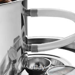 Ktaxon 5 Gallon Distilled Water Machine, Moonshine Still Stainless Steel Copper