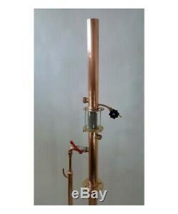 Premium LM/ VM reflux distiller STILL 30L Moonshine, Whisky, Gin, Bourbon, Vodka