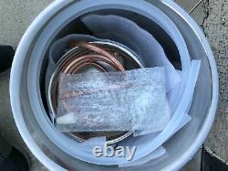 Seeutek Moonshine Still 3 Gal 12L Water Alcohol Distiller Spirits Kit Copper