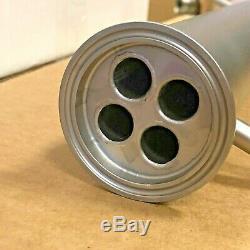 Shotgun 2 potstill condenser for moonshine still distiller