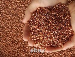Spiral prismatic packing copper 2.43L (3.8kg) 4.2x4.2mm moonshine still SPP