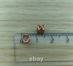 Spiral prismatic packing copper 2.54L(3.8kg) 5x5x0.45mm moonshine still SPP