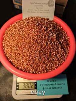Spiral prismatic packing copper 3.8kg(2.54L) 5x5x0.5mm moonshine still SPP