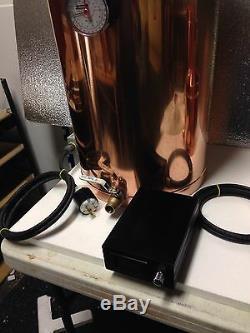 StillZ 20 Gallon Moonshine Still Electric 220VAC 20amp Controller AWESOME
