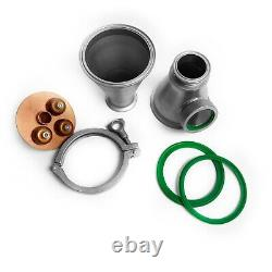 Torpedo 1.5 clamp bubble copper plate for distiller stage DN80 moonshine still