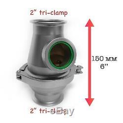 Torpedo bubble copper plate for distiller stage 2 moonshine still