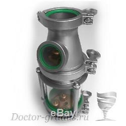 Torpedo bubble copper plate for distiller stage 3 moonshine still distiller
