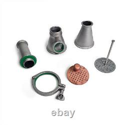 Torpedo1.5in DN80 Copper perforated Plate Gin head Moonshine Still Mesh pack