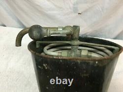 Vintage Aluminum Coil Condenser For Moonshine Still Beer Keg Reflux Still