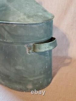 Vintage Antique Copper Moonshine Still