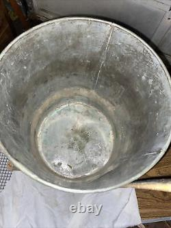 Vintage Copper Moonshine Still with Spout And Grate