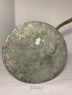 Vintage Galvanized & Copper WORM BOX CONDENSER Moonshine Still Pot Mash Boiler